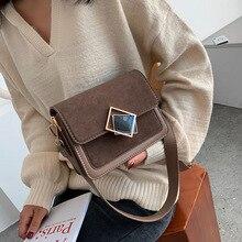 2020 New Fashion Women Bag Shoulder Small Flap Crossbody Bags Messenger Bag for Women Handbag Ladies Phone Purse Bolso Mujer