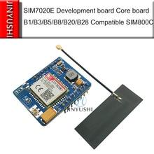 SIM7020E Development Board Core Board B1/B3/B5/B8/B20/B28 LTE NB-IoT M2M Module SIM7020 Chip Compatible SIM800C