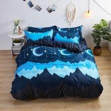 4Pcs/Set Bed Sheet Pillowcase & Duvet Cover Sets 24 Style Plaid Stripe Bedding Set Love Aloe Cotton Home Textile