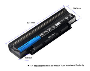 Image 4 - KingSener J1KND แบตเตอรี่แล็ปท็อปสำหรับ DELL Inspiron N4010 N3010 N3110 N4050 N4110 N5010 N5010D N5110 N7010 N7110 M501 M501R M511R