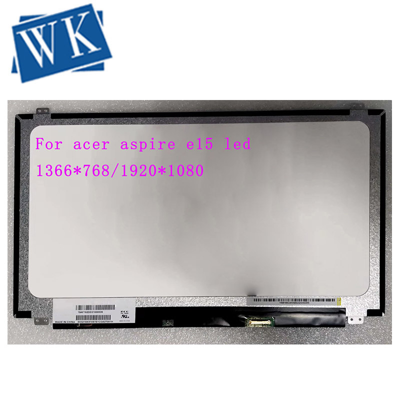 For Acer Aspire E15 Display Matrix LED Display Screen Panel Replacement