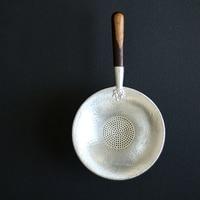 Pure Tin Tea Leaking Tea Filter Tea Ceremony Tea Strainer Tea Filter Tea Kung Fu Tea Accessories|Tea Strainers| |  -