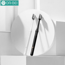 Original Youpin Dr. B Bass Method tooth brush Mi Better Deep Cleaning Toothbrush with Travel Box for Smart Home