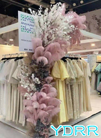 2019 all Sizes white wedding feathers Availavle dyed colors Ostrich Feathers for bridal bouquet Decorations
