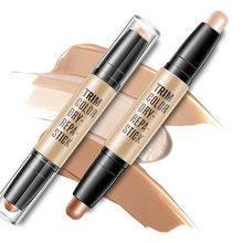 Double-ended 2 in 1 Contour Stick Contouring Highlighter Dar