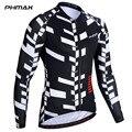 PHMAX  одежда для велоспорта с длинным рукавом  дышащая одежда для велоспорта  быстросохнущая одежда для горного велосипеда  одежда для велосп...