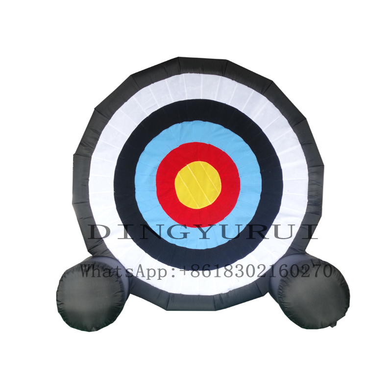 Ourdoor Inflatable Darts Board Game PVC Football Target