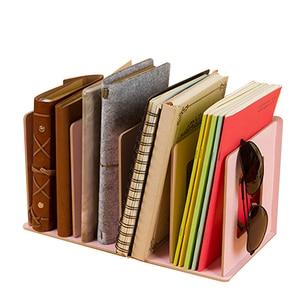 Image 5 - COSTWAY Bookshelf Storage Shelve for books CD Rack book rack Bookcase for home furniture Boekenkast Librero estanteria kitaplik