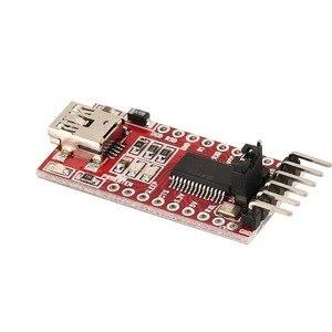FT232RL FTDI USB к ttl последовательный адаптер модуль для Arduino FT232 мини порт Поддержка 3,3 В 5 в Совместимость загрузки линии