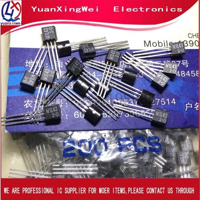 M1L43 TO 92 800V 1A 100% Nuovo e originale 5 pz/lotto