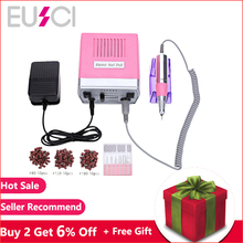30000RPM Pro Electric Nail Drill Grinding Machine Equipment Manicure Pedicure Files Nail Art Drill Pen Machine Set Tools 35W недорго, оригинальная цена