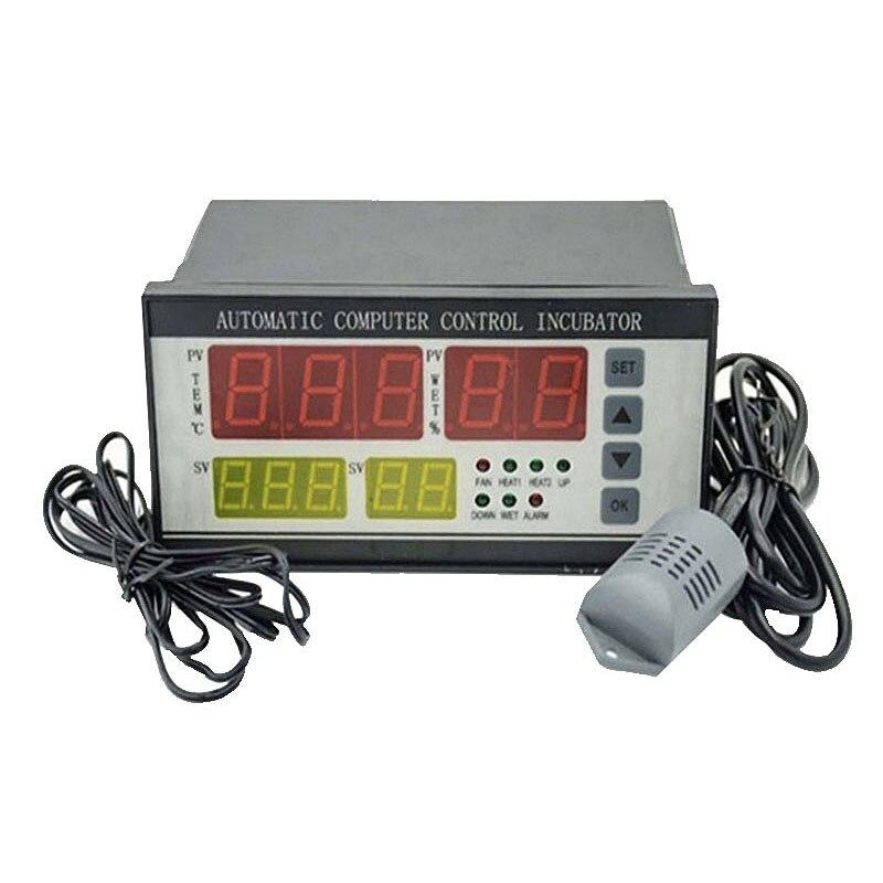 Xm 18 инкубатор для яиц, термостат, гигростат, полностью автоматический контроль, многофункциональный инкубатор для яиц, система управления