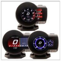 Profession Magician OBD Head Up Display Car Digital Boost Gauge Voltage Speed Meter ect. Water Temp Alarm Auto Diagnostic Tool