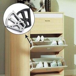 2 szt. Flip Frame Rack półka na buty zawias akcesoria sprzętowe do szafki domowej TSH Shop|Zawiasy do szafek|   -