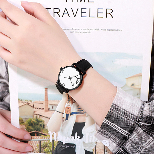 DUOBLA Luxury women's fashion quartz wristwatches F