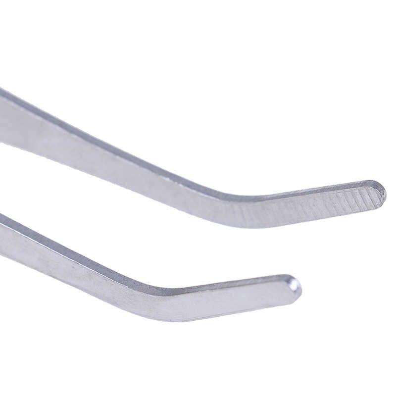 12.5/14cm/16cm/18cm/20cm/25cm/30cm pincety łokcia antystatyczne narzędzie ręczne jasne narzędzie do przycinania urządzenia do oczyszczania akwarium ze stali nierdzewnej