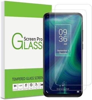 Перейти на Алиэкспресс и купить Закаленное стекло для Alcatel TCL Plex Glass 9H 2.5D защитная пленка Взрывозащищенная прозрачная защитная пленка для ЖК-экрана для телефона