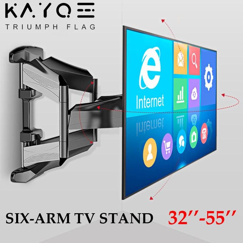 6 Arms mocowanie telewizora do 32-55