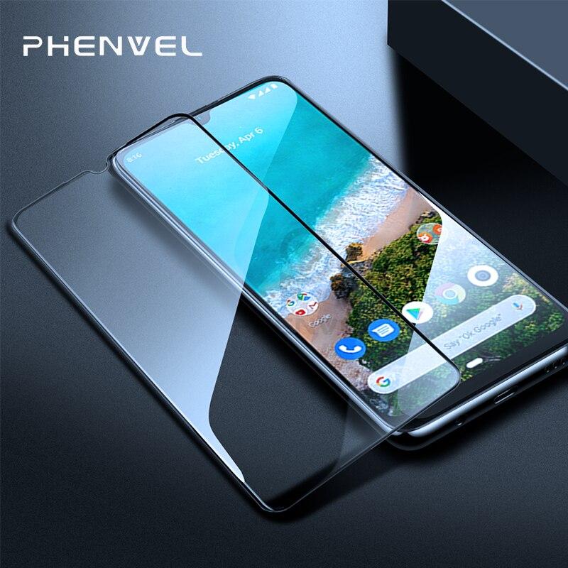 9H Glass For Xiaomi Mi A2 Lite Global Phenvel Tempered Glass For Xiaomi Redmi 6 Pro A3 A1 6X Mi A2 Lite Screen Protector