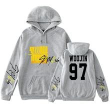 Stray Kids Plus Size 4XL Oversized Hoodie Sweatshirt Hoodies Men And Women Streetwear Hoodies Fashion Clothing Merchandise
