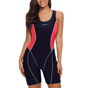 Image 5 - Riseado ספורט Boyleg חתיכה אחת בגד ים חדש 2020 בגדי ים נשים טלאי רחצה חליפות רייסר חזרה הכשרת נשים