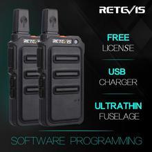 RETEVIS RT19/RT619 اسلكية تخاطب PMR راديو FRS/PMR446 2 قطعة VOX تشويش إذاعي تردد التنقل اتجاهين جهاز الإرسال والاستقبال اللاسلكي Comunicador