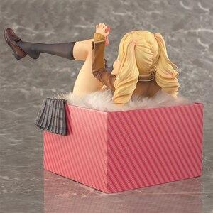 Image 5 - Yerli bağlama seksi şekil fetiş erkek Mao PVC Action Figure Anime seksi kız şekilli kalıp oyuncaklar Anime figürü koleksiyon oyuncak bebekler