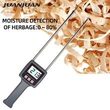 Moisture Meter Multifunctional Moisture Meter TK100 Powder Moisture Measuring Tool for Grains Chemical Plastic Granule Soap