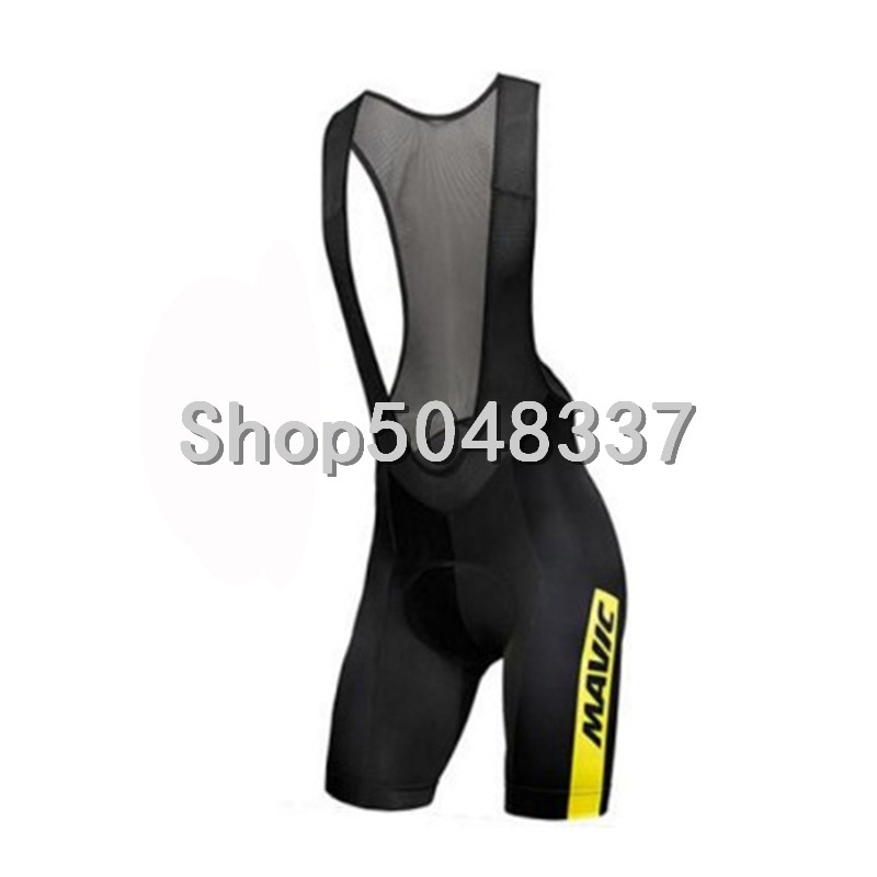 2019 <font><b>mavic</b></font> Cycling <font><b>Bib</b></font> <font><b>Shorts</b></font> Summer 9D GEL Breathable Pad Bike Tights MTB Moisture Wicking Bicycle <font><b>Shorts</b></font> image