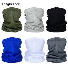 Многофункциональные облегающие шапки longkeeper шапка шарф мужской
