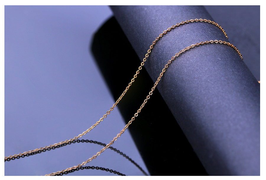 silver chain for women  (9)