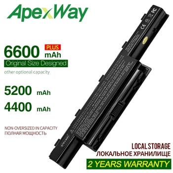 ApexWay-batería para portátil, 11,1 v, para Acer V3 571G AS10D41 as10d51 AS10D73...