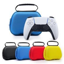 ل PS5 حقيبة التخزين إيفا الغلاف الصلب قذيفة حقيبة يد مقاومة للماء للصدمات المحمولة السفر الحال بالنسبة بلاي ستيشن 5 المراقب المالي