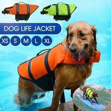 Спасательный жилет для собак купальный костюм с принтом домашних