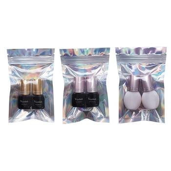Veyelash Eyelash Extension Glue 0.5-2 Second Fast Drying Strong Adhesive Retention 5-7 Weeks Low Smell Super Bonder Eyelash Gule