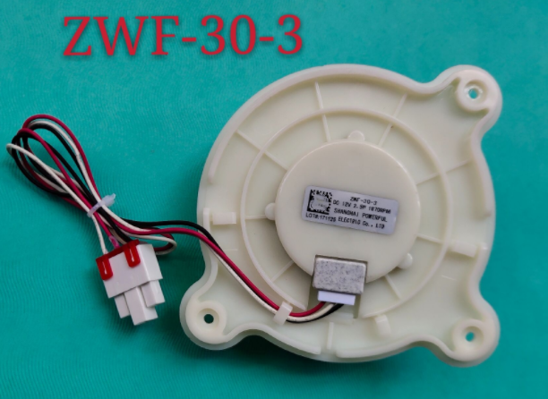 Original neue für Kühlschrank Motor ZWF 30 3 1PCS