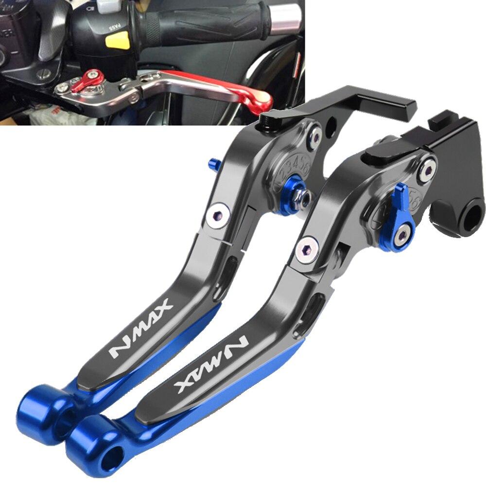 For Yamaha YZ80 YZ85 2015-2016 2017 2018 CNC Adjustable Pivot Clutch Brake Lever