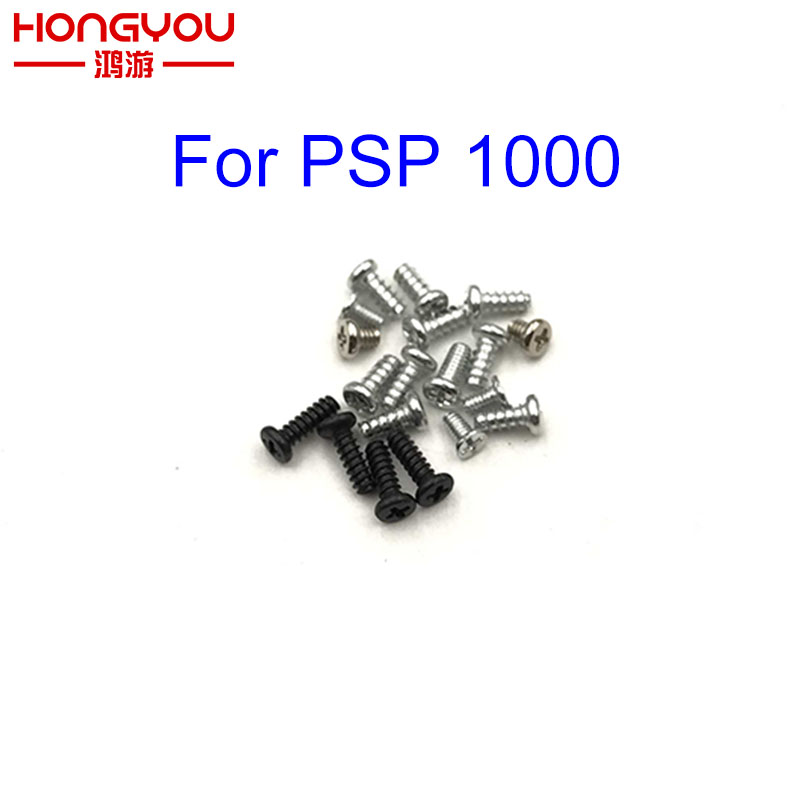 Full Screw Set Repair Parts For PlayStation Portable Sony PSP 1000 Screw