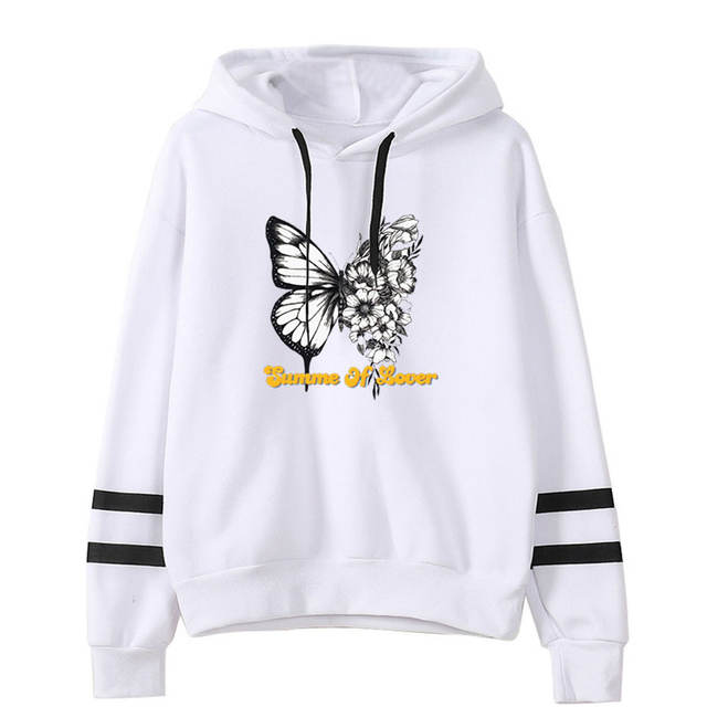 SHAWN MENDES SUMMER OF LOVE THEMED HOODIE (15 VARIAN)
