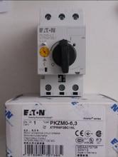 Eaton moeller PKZM0-6.3 PKZM0-6,3 disjuntor 4-6.3a-novo