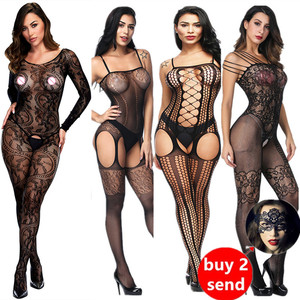 Sexy Shapers for women Open crotch fetish Bodystocking erotic Lingerie porno babydoll Crotchless body suit underwear costumes