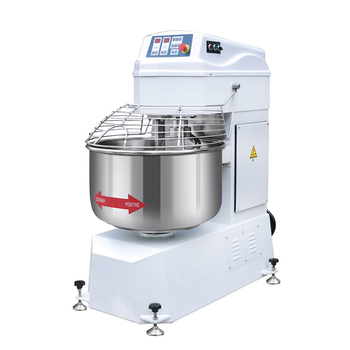BS-OS100 Commercial Mixer 50KG Large Multi-function Double-Action Double-speed Automatic Facial Kneading Machine