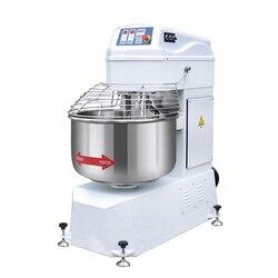 BS OS100 mikser handlowa 50KG duży wielofunkcyjny podwójnego działania z podwójną prędkością automatyczna twarzy mieszarka do ciasta w Roboty kuchenne od AGD na