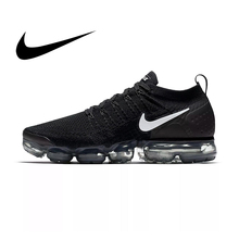 Original NIKE AIR VAPORMAX FLYKNIT 2.0 Running Shoes for Men Breathable Sport Du