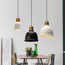 Modern Minimalist Restaurant Bar Pendant Light Creative Personality Bedroom Bedside Living Room Entrance Balcony Decorative Lamp(China)