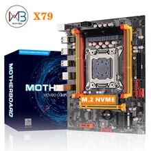 X79 Computer-Mainboard Xeon Wovibo Intel DDR3 LGA for Memory SSD E5-Cpu Sata-M.2-Nvme