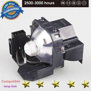 Image 2 - 고품질 ELPLP42 교체 모듈 엡손 EMP 400W EB 410W EB 140 W EMP 83H PowerLite 822 H330B