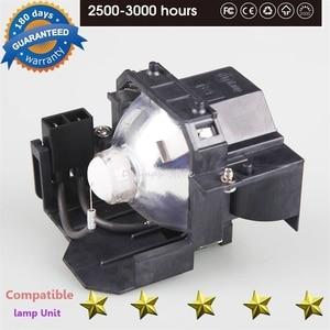 Image 2 - Módulo de lámpara de proyector de repuesto, alta calidad, para ELPLP42, EPSON, EMP 400W, EB 410W, W, EB 140, PowerLite 822, H330B