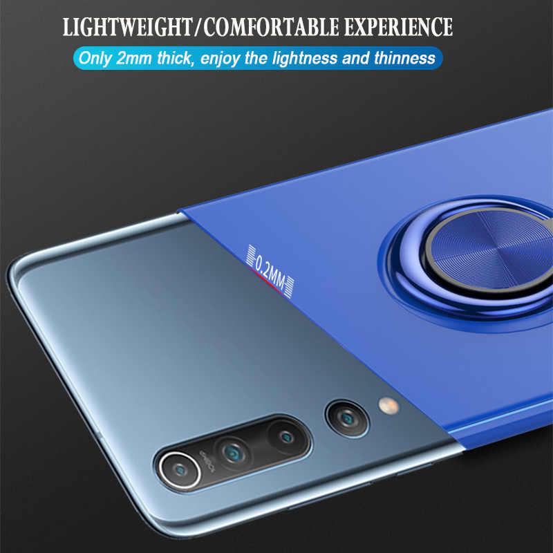 Case Voor Xiaomi Mi Note 10 CC9 CC9E MI10 Mi9 Se MI8 Lite 9T Spelen 5X 6X A1 A2 a3 Poco X2 F1 F2 M2 Pro Magnetische Stand Telefoon Cover