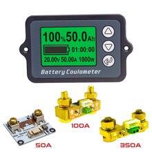 Verificador profissional da capacidade da bateria da precisão de 80v 50a/100a/350a tk15 para o equipamento portátil e-bike/carro do equilíbrio/máquina da limpeza